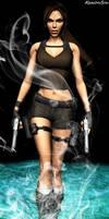 Tomb Raider Underworld - Lara