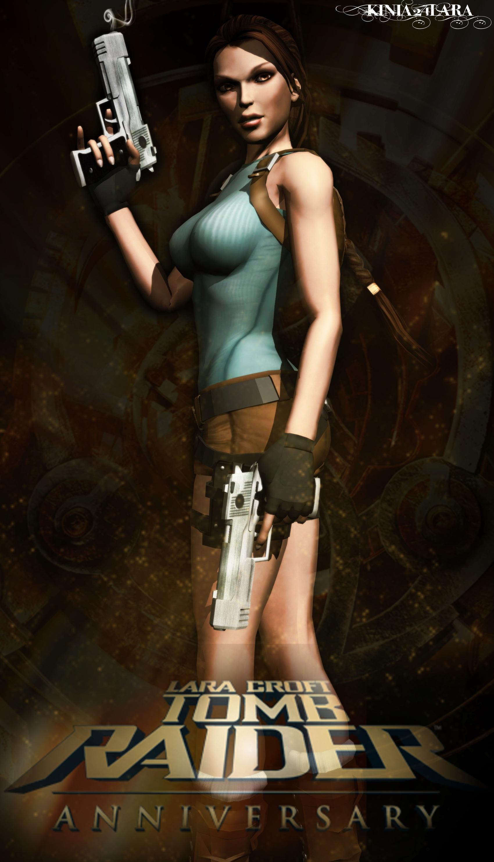 Tomb Raider Anniversary By Kinia24Lara