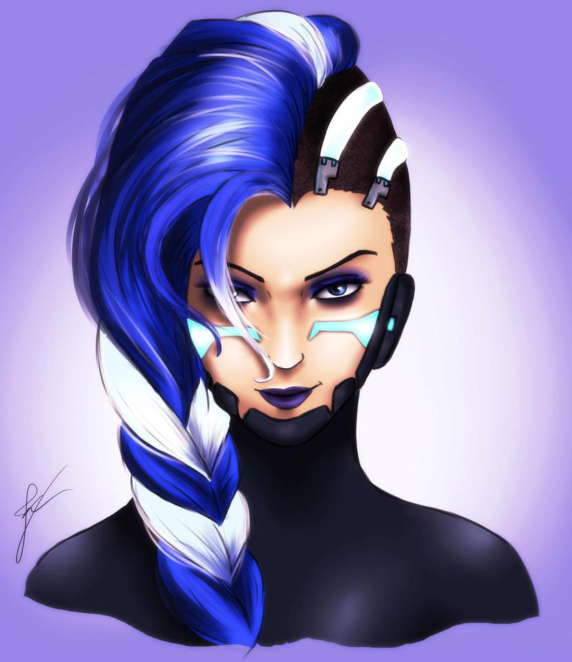 Sombra Art by Kinia24Lara