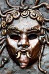 Gorgoneion - Detail