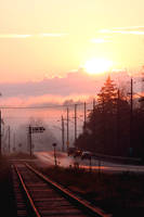Early Morning Kitchener by El-Sharra