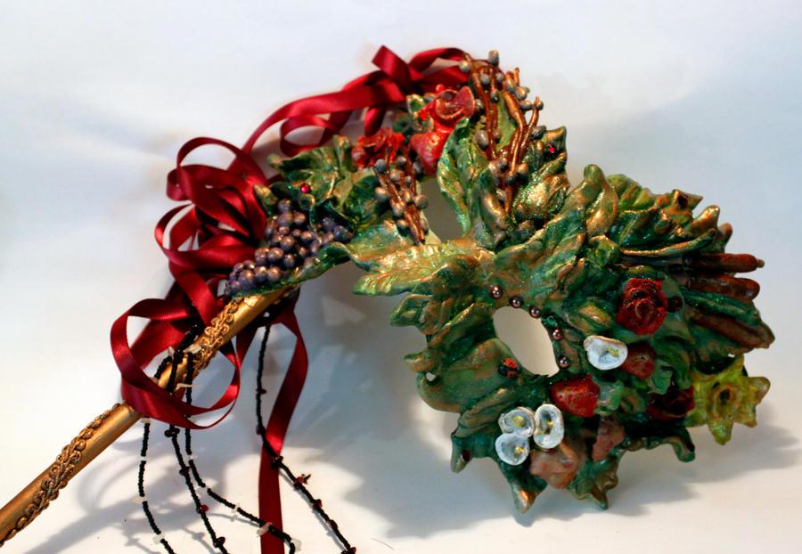 Summer Lady Masquerade by El-Sharra