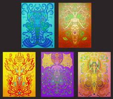 Elementals by El-Sharra