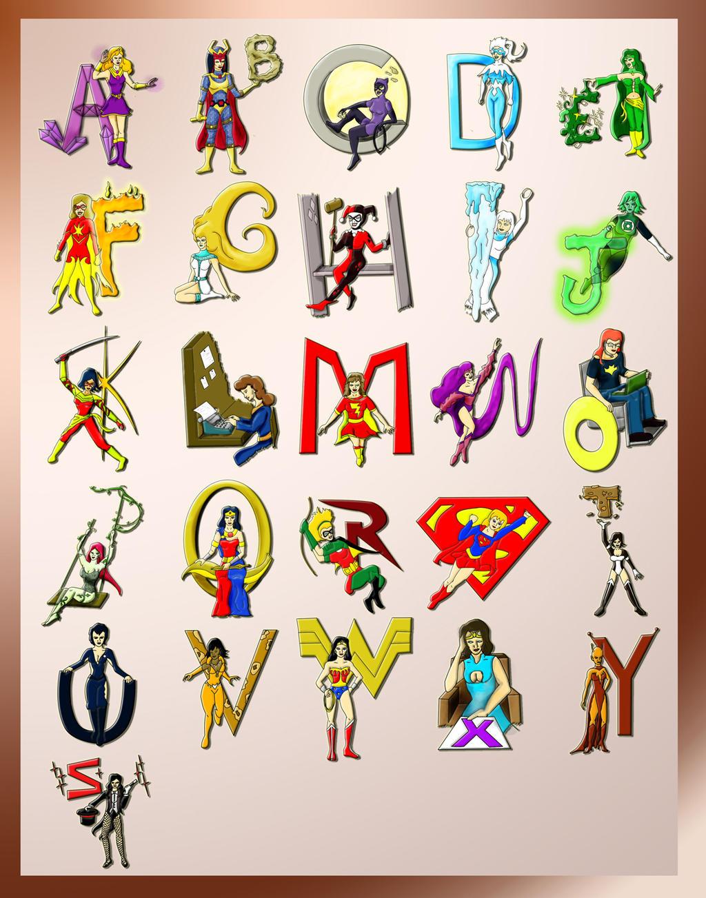 ABC DC by El-Sharra