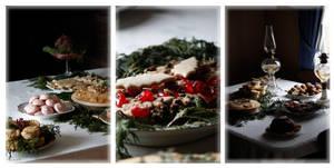 Holiday Feasting by El-Sharra