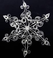 Quilled Snow by El-Sharra