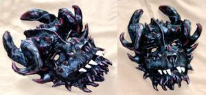 Dragon Mask by El-Sharra