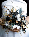 Quilled Bridal Bouquet by El-Sharra