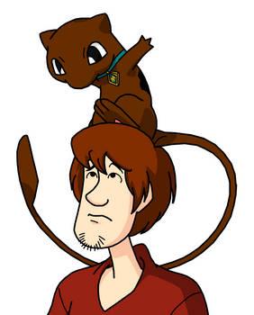 Scooby, Dooby, Mew?!