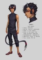 Irri Reference Sheet by oshRED