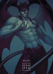 COLLAB: Devilman by oshRED