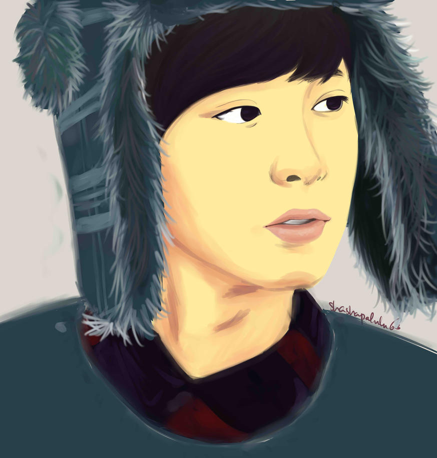 EXO : Chanyeol by shashapalulu