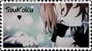 SouKoku(DazaixChuya) Stamp | Bungou Stray Dogs by mxmxtsuki