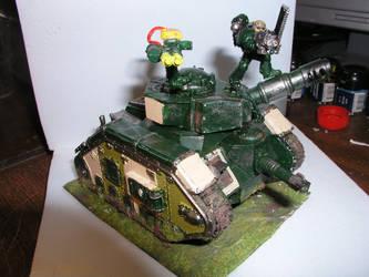 40k tank1 by Shinji90