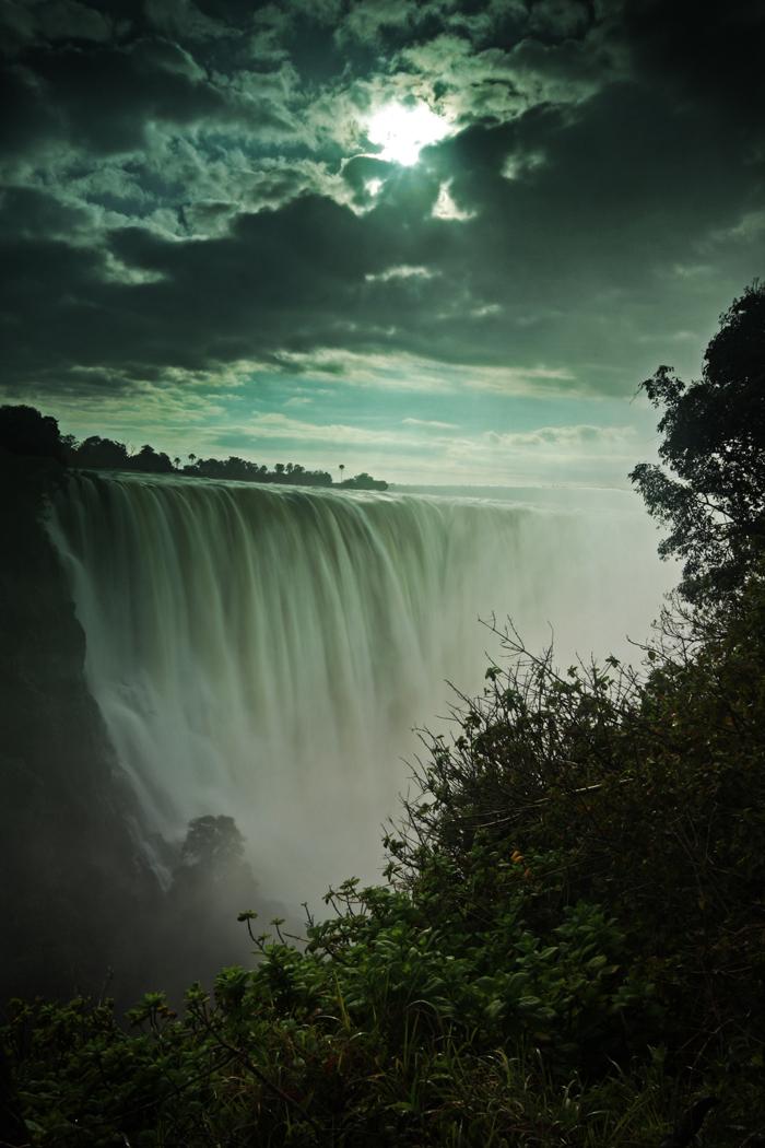 Victoria Falls by R1ff-Raff