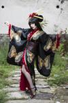 Ichihara Yuuko-xxxHolic-Butterfly's attractiveness
