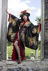 Ichihara Yuuko - xxxHolic - Mystical Being by LadyRoseTea