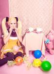 Haruna - Arpeggio of Blue Steel - Cookie Time! by LadyRoseTea