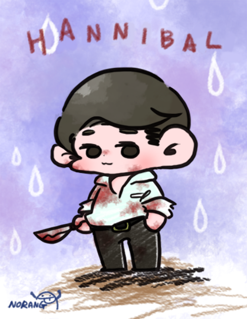 Hannibal of Hannibal S02 trailer by norang-norang