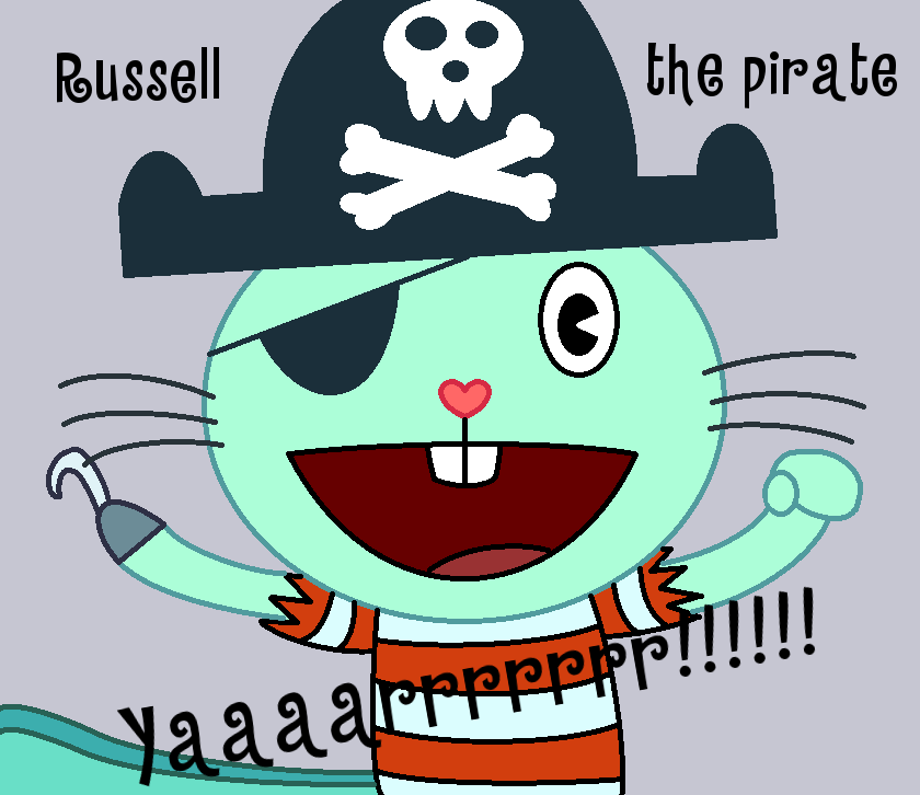 Russell :D by Project---Shadow