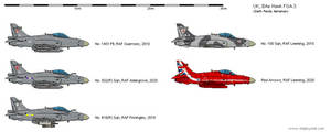 British Aerospace Hawk FGA.3