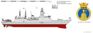 Type 26 frigate HMS Glasgow (F28)