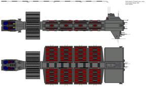 Poseidon-class carrier, Earth Alliance