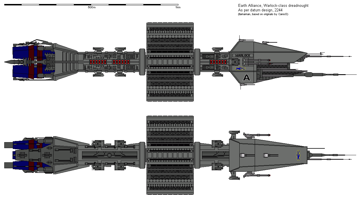 Babylon 5 earth ships