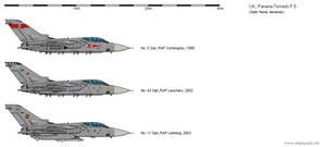 Panavia Tornado F.5