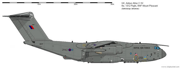 Airbus Atlas C.1K