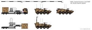 General Dynamics ''Land RAM'' - Malta AU