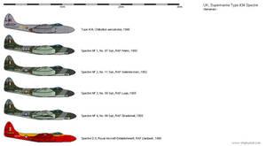 Supermarine Type 434 Spectre
