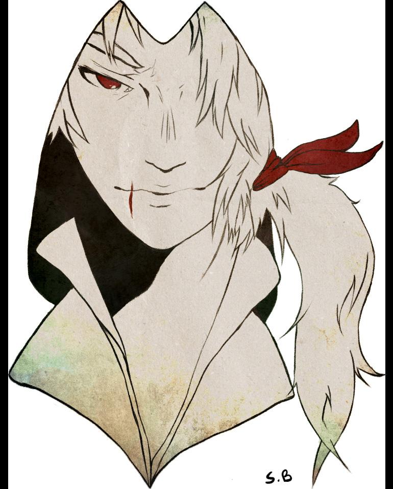 Assassin S Creed Ii Ezio By Inu Steakcy On Deviantart
