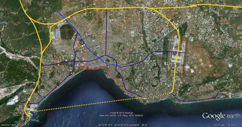 Antalya rail transit utopia by ont