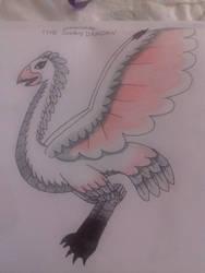 Glade (swan dragon)