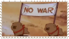 NO WARRR by idcaus