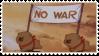 NO WARRR by idcaus
