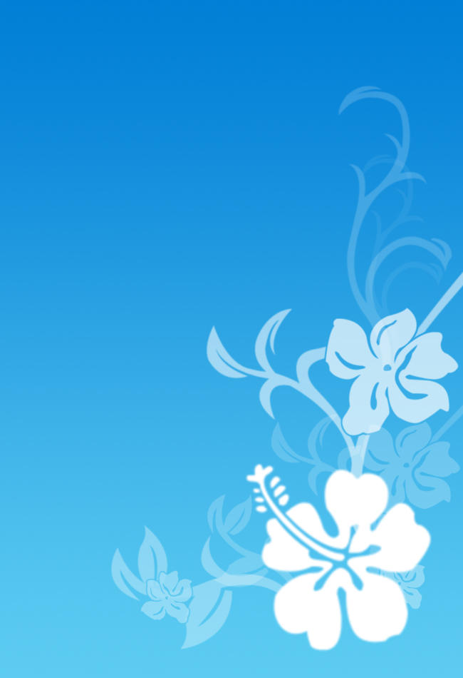 background of blue tropical - photo #35