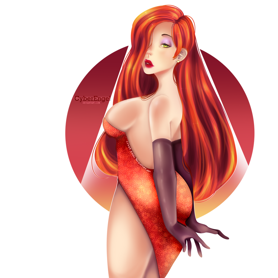 Jessica Rabbit by CyberEngel