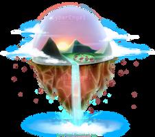 [+Video] Floating Island