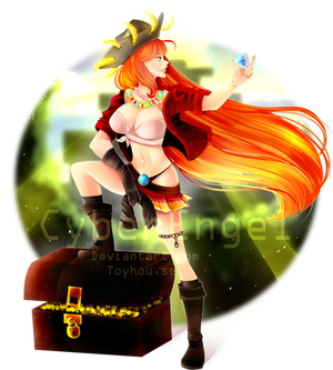 [+Video] Queen of my own Throne   Commission
