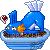 Mudkip Flakes Avatar by Eevachu