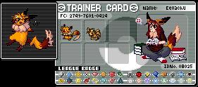Eevachu Trainer Card by Eevachu