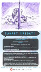 Fanart Friday - Holtzbert Nightly Phonecall by Eevachu