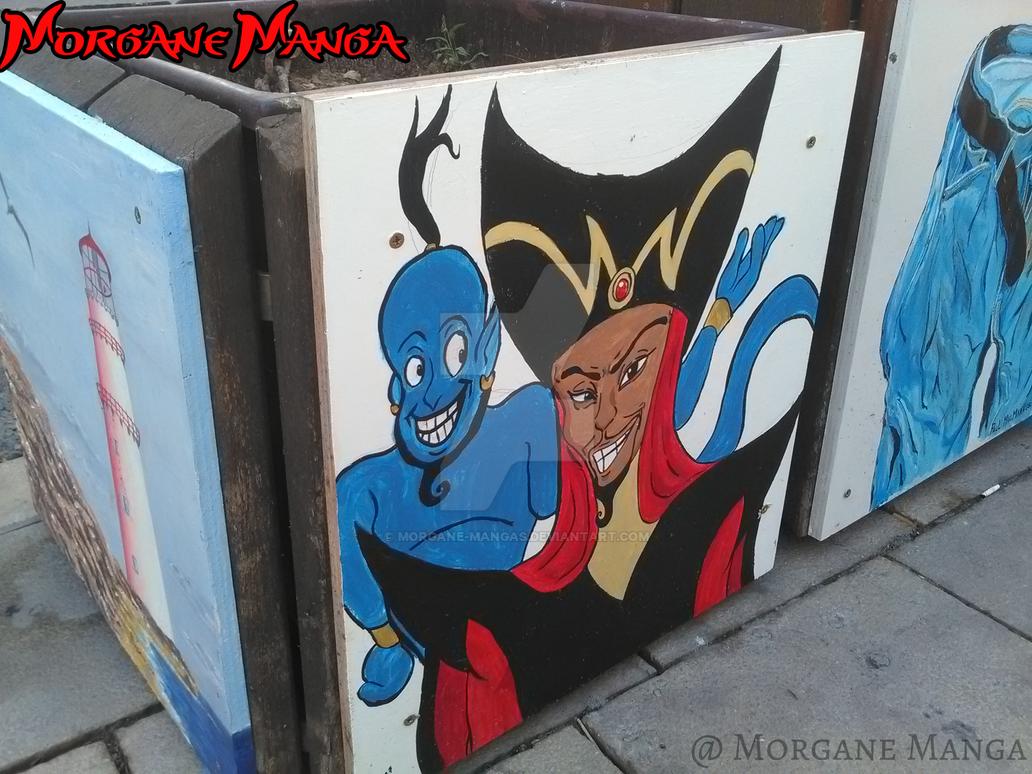 Jafar Morgane Manga by Morgane-Mangas
