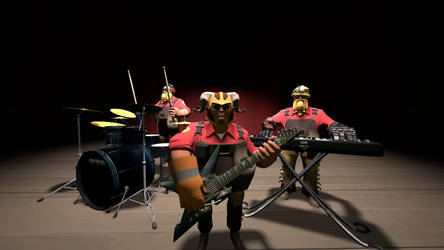 The Band Of Midget Engys