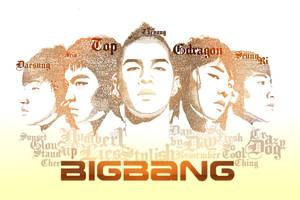 Big Bang Typography by adoinkz