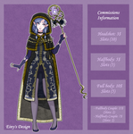 (CLOSED) COMMISSIONS - Slots in the description by EinysDesign