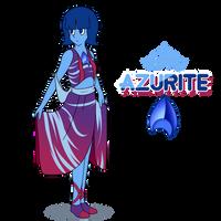 Warframe x Steven Universe | Azurite