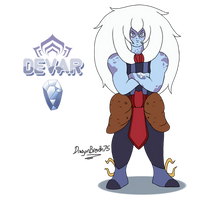 Warframe x Steven Universe | Devar
